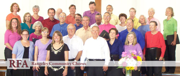 Rangeley Community Chorus