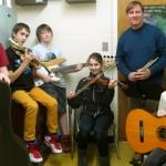 Instrumental Music Program at RLRS