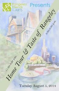 Home Tour-Taste of Rangeley.pmd