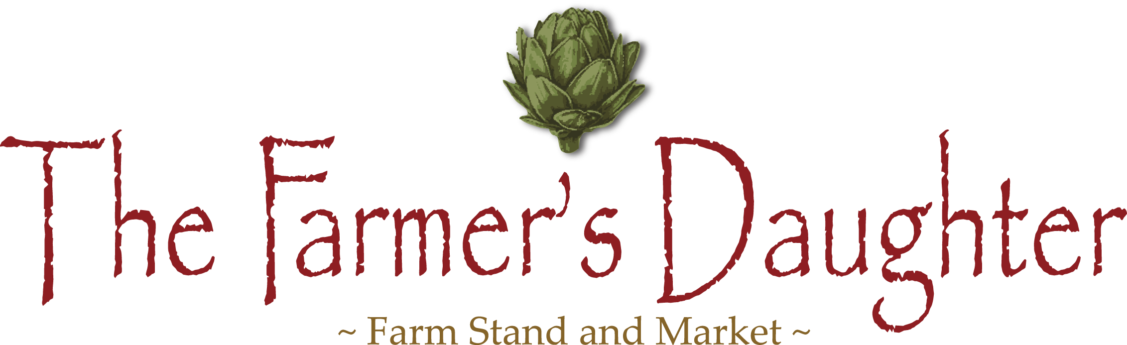 Farmers Daughter Logo Clear