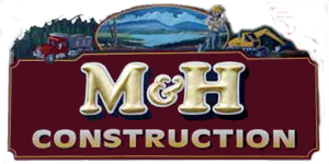 M&H Construction Logo