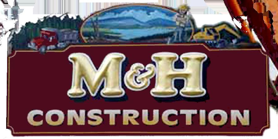 M&H Construction Logo