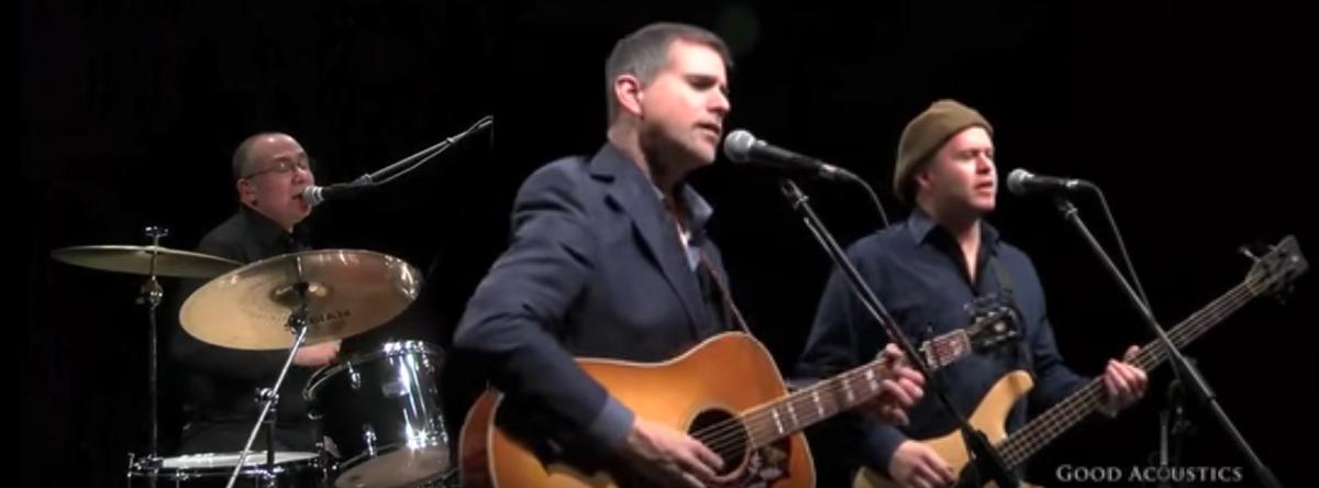 Good Acoustics trio