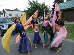 dancers street